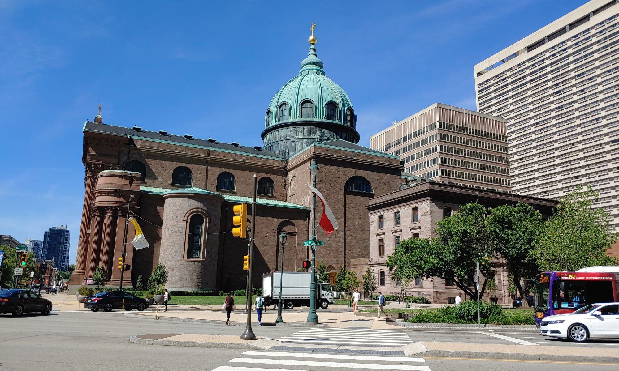 Basilica of Sts. Peter and Paul, Philadelphia